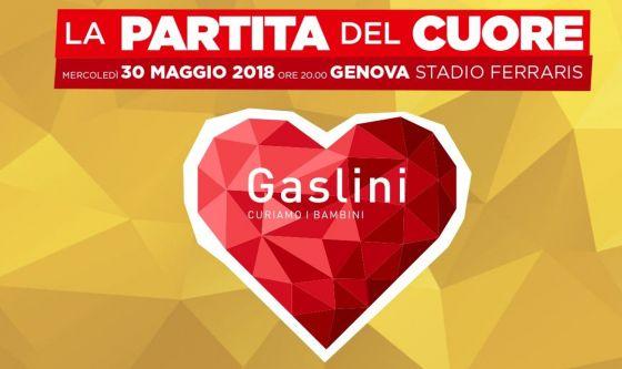 La Partita del Cuore a Genova il 30 maggio