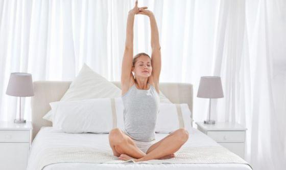 Piccoli accorgimenti yogici per combattere lo stress