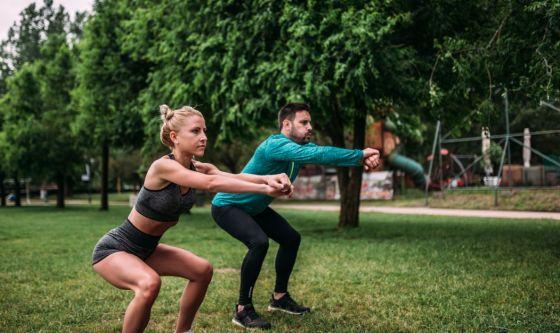 Quanto spesso ci si dovrebbe allenare?