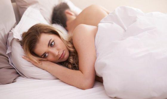 Andare a dormire arrabbiati fa male alla salute