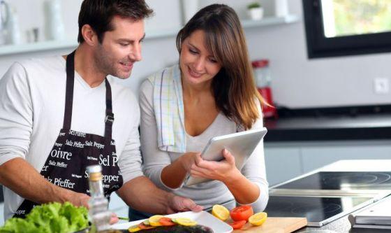 La corretta alimentazione può diventare una game app