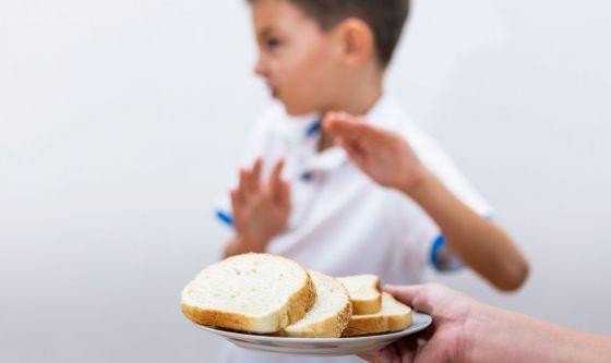 Bambini celiaci: peso delle esposizioni accidentali