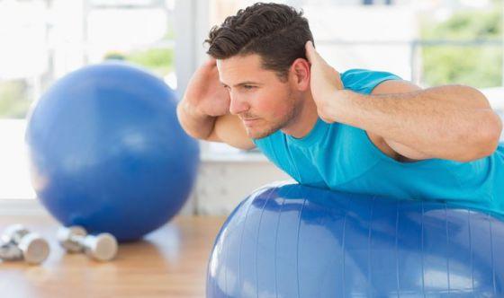Lo sport per combattere grasso addominale e infiammazione