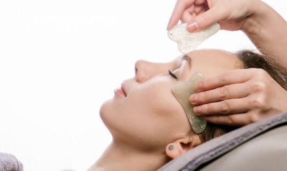 Gua Sha, il massaggio effetto botox