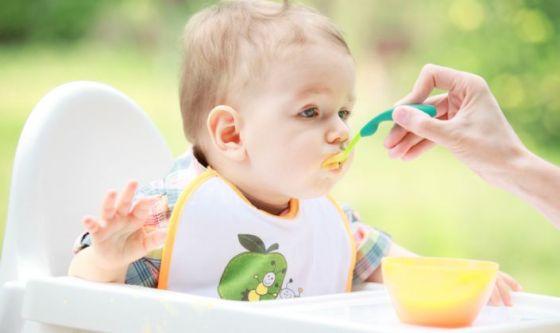 L'importanza della dieta fra 12 e 16 mesi
