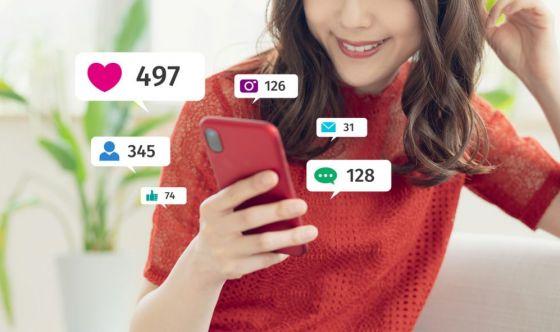 Il fenomeno degli influencer sui Social