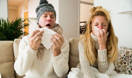 Olivello spinoso, rimedio naturale contro l'influenza