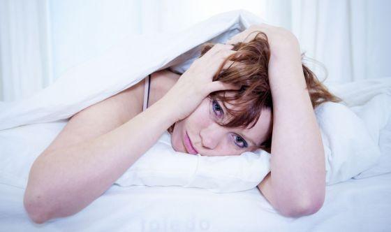 L'insonnia mina l'intimità dopo la menopausa