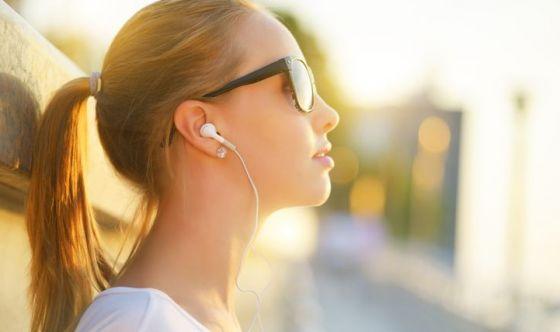 La musica riduce l'ansia prima di un intervento