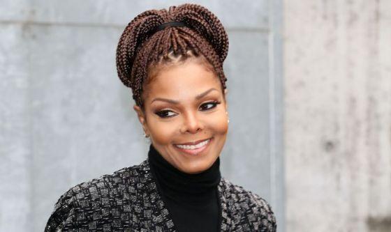 Primo figlio a 50 anni per Janet Jackson
