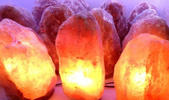 Lampade di sale dell'Himalaya, tutto ciò che c'è da sapere