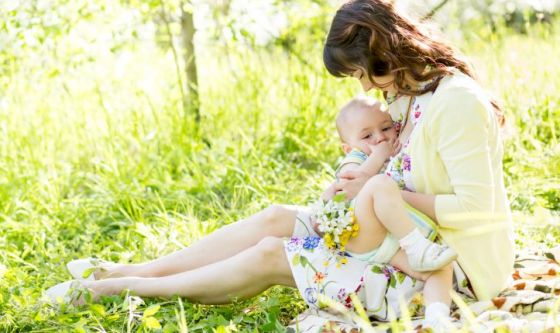 Latte materno: uno scudo contro le malattie