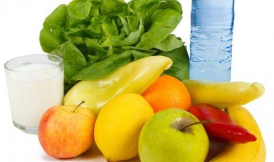 Latticini, frutta, verdura: il tris della longevità maschile
