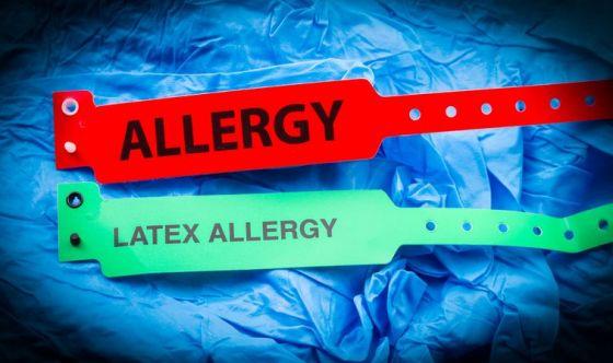 Allergia al lattice: quali precauzioni?