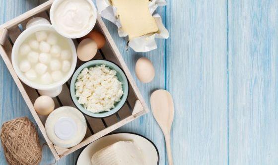Latte, yogurt e formaggi proteggono il cuore, è provato