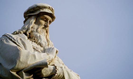 Il cosmetologo più antico? Leonardo Da Vinci