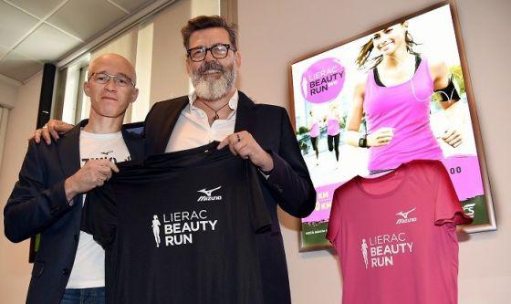 Lierac Beauty Run: la corsa si veste di rosa