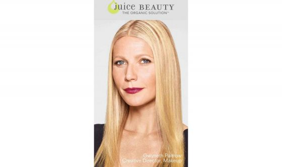 Gwyneth Paltrow firma una linea di make up vegano