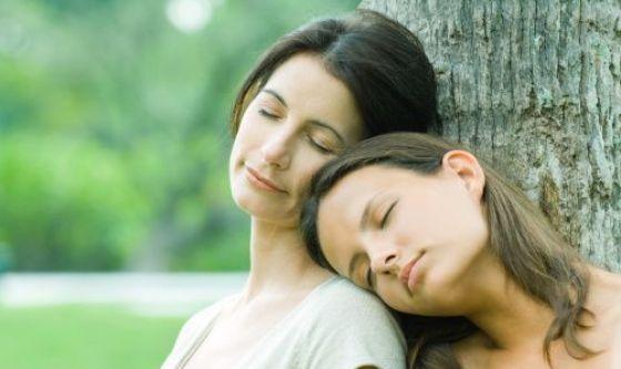 La depressione si può trasmettere di madre in figlia