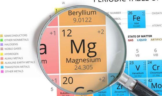I pregi del magnesio