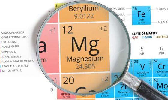 Alzheimer e magnesio: un possibile legame