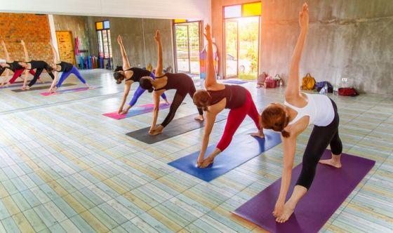 Come recuperare dopo una lezione di Pilates
