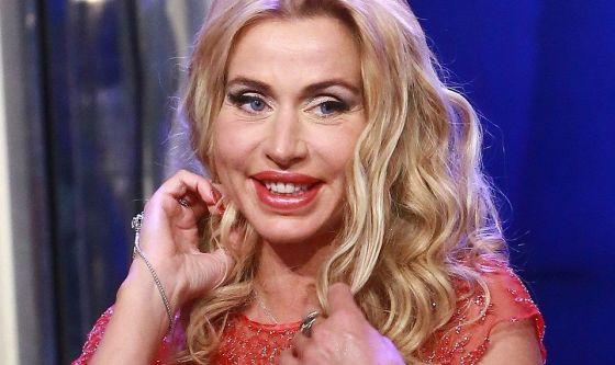 Valeria Marini vuole un figlio a 50 anni
