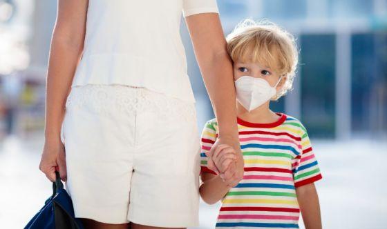 Bambini: guida all'utilizzo delle mascherine