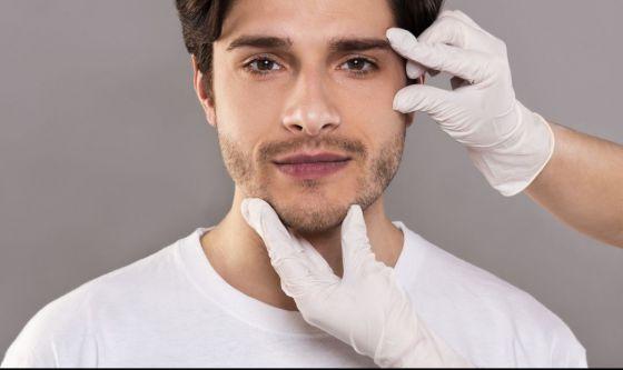 Quando la chirurgia plastica è al maschile
