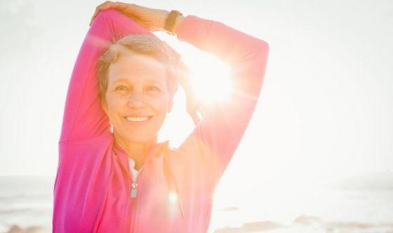 Lo sport per contrastare l'aumento di peso in menopausa