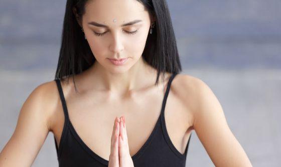 Yoga e meditazione per stimolare la creatività