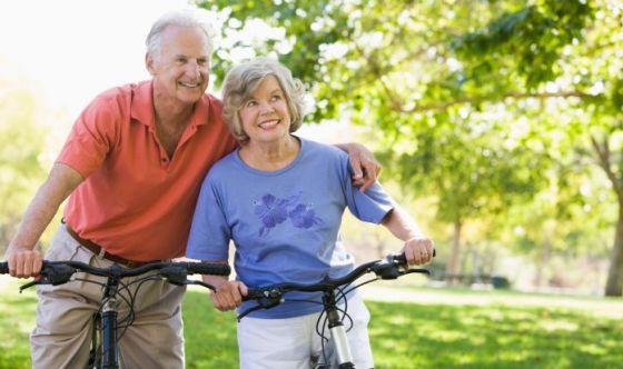 Messaggi positivi per migliorare la salute nella terza età