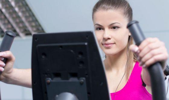 Come allenarsi a casa con un'ellittica