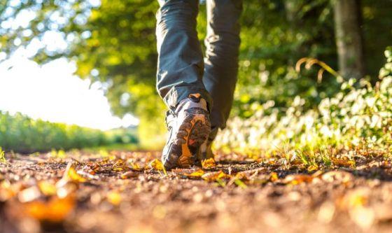 Camminare per allontanare la depressione