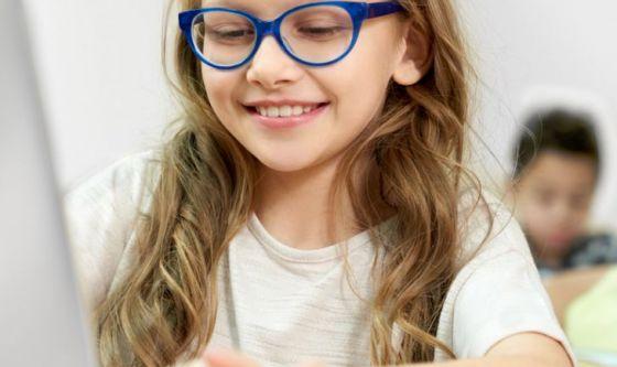 Una nuova lente rallenta la progressione della miopia