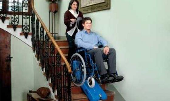 Montascale A Cingoli Per Disabili