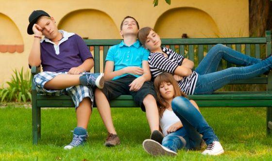 Piccoli sedentari, grandi rischi: i consigli dell'esperto