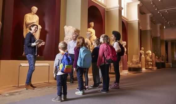 Bimbi al museo? Sì, anche da piccolissimi