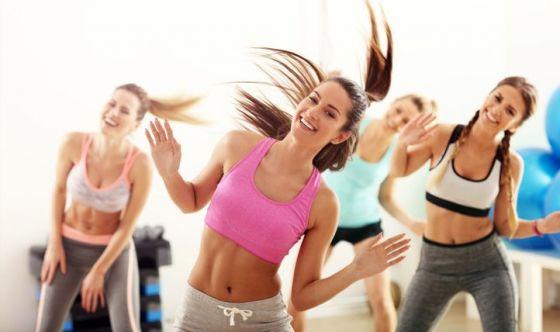 Jazzercise, i benefici dell'allenamento a tempo di musica