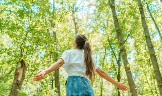 Ecoterapia, ridurre lo stress con la natura