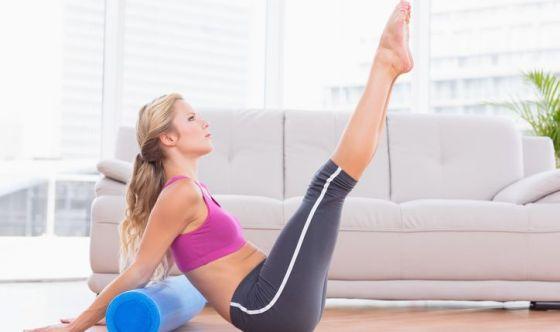 Pilates a casa, come migliorare la pratica
