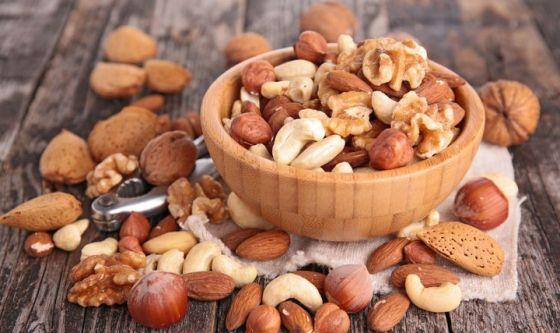 Frutta secca: un toccasana per l'organismo