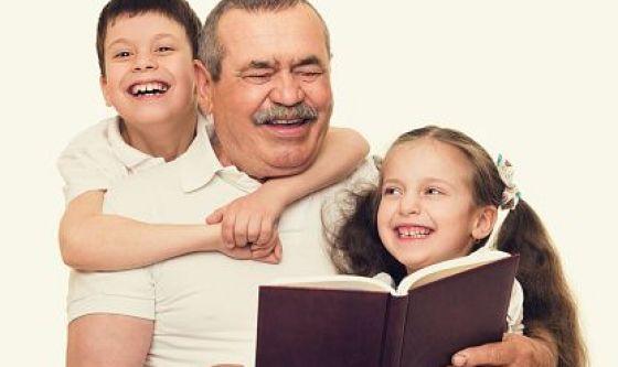 Bimbi: perché devono stare con i nonni