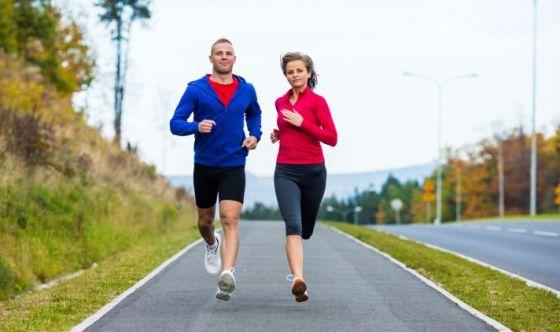 Più fai sport meno invecchi
