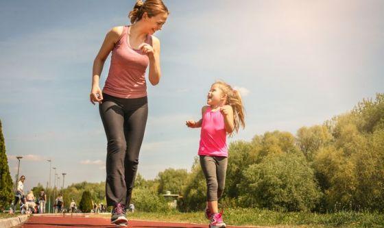 Il comportamento materno un deterrente per l'obesità