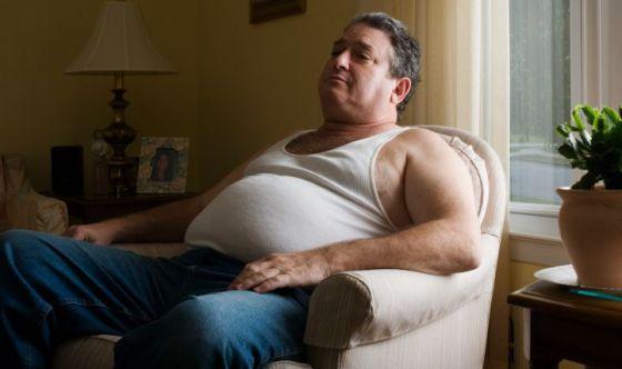 L'obesità rende più suscettibili alle malattie da stress