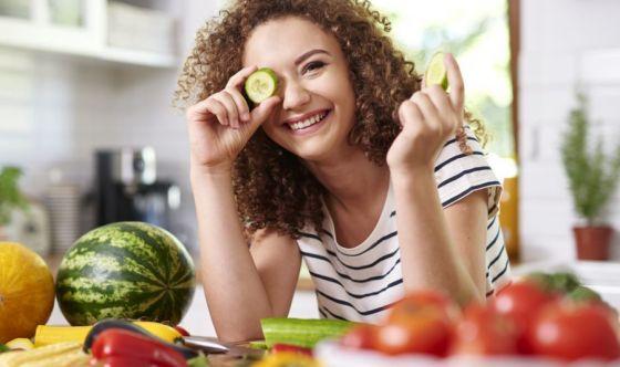 Occhi: il loro benessere comincia dalla tavola
