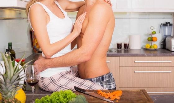 Sesso alleato della dieta