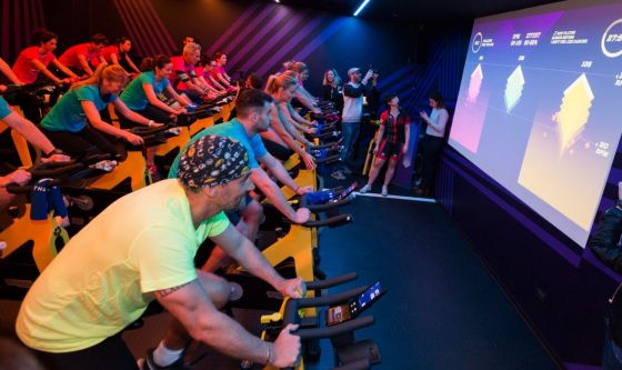Con The Pack l'indoor cycling cambia musica (e non solo)