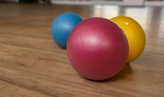 Come scegliere la giusta misura per la Fitball